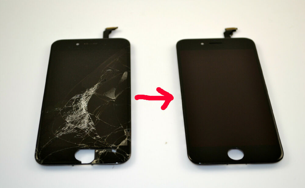 replace glass on iphone 6 iphone 6 glass screen repair replacement refurbish 9443