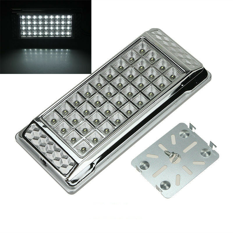 Universal Dome Light Interior Light 36 Led Reading Light Car Truck For Chevrolet Ebay