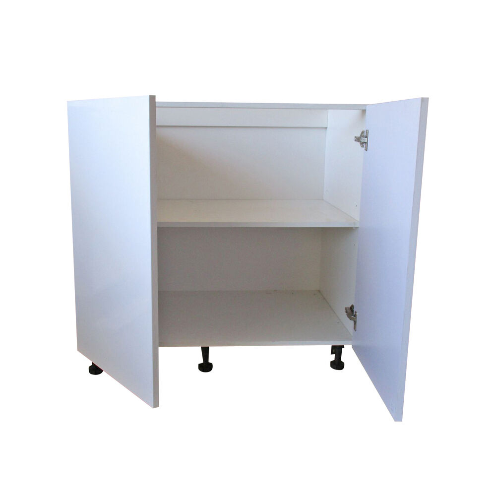 Flat pack base cabinet 600mm ebay for Kitchen cabinets 600mm