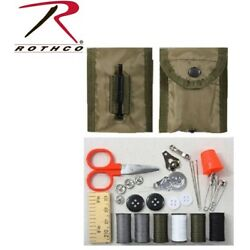 Kyпить Sewing Kit Military Style Tactical Repair Sewing Kit  W/ Alice keeper Pouch 1121 на еВаy.соm