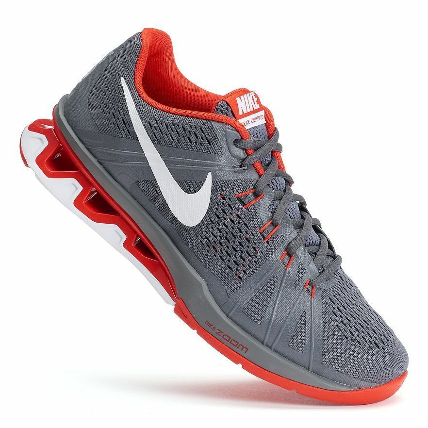 Nike Running Shoes Gray And White