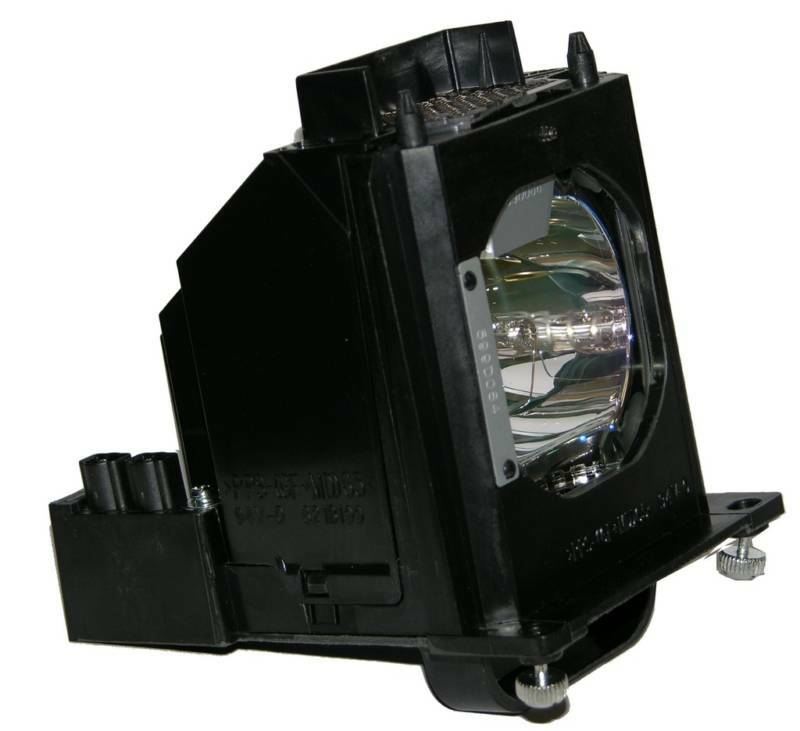 original philips lamp bulb housing for mitsubishi wd 60735. Black Bedroom Furniture Sets. Home Design Ideas