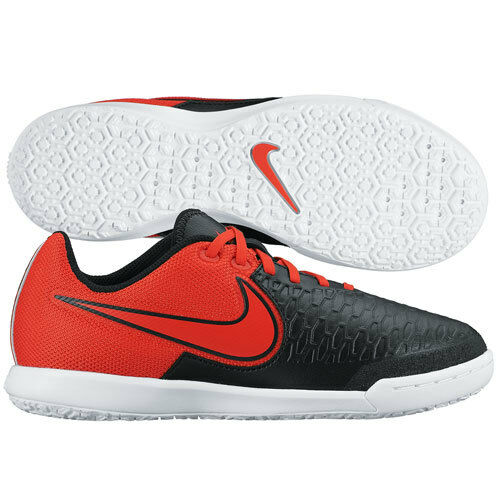 Nike Magista-X Pro 2015 IC Indoor Soccer Shoes Black / Red ...