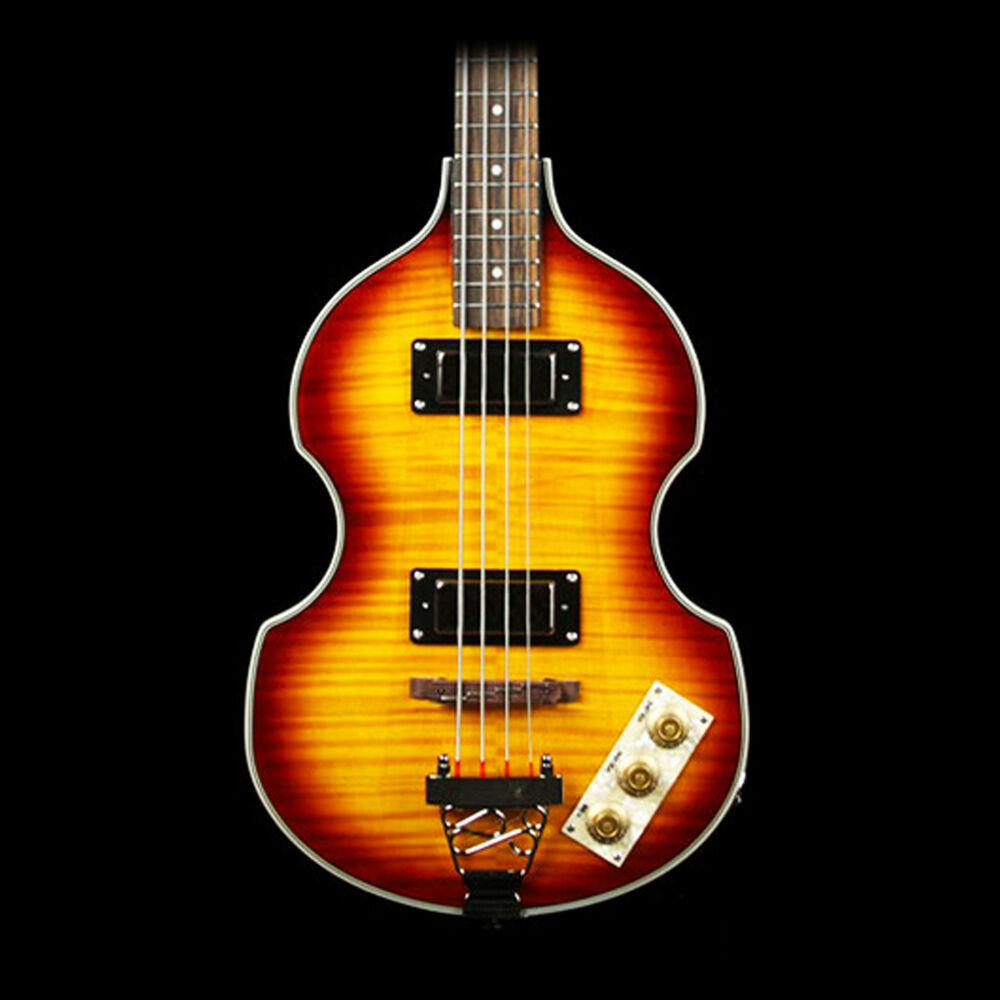 epiphone viola bass vintage sunburst 711106260075 ebay. Black Bedroom Furniture Sets. Home Design Ideas