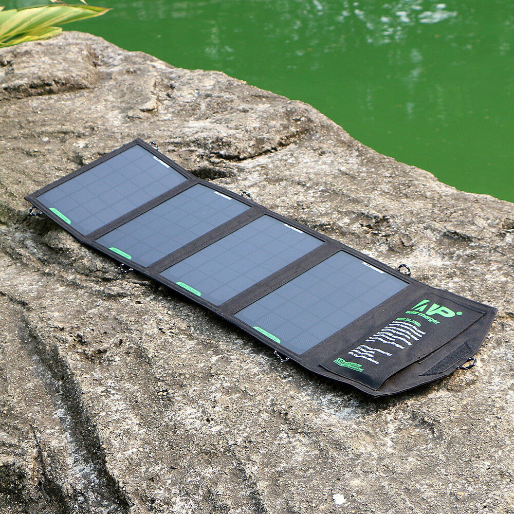 faltbare 5v 16w solarpanel solarmodule ladeger t dual usb outdoor camping de ebay. Black Bedroom Furniture Sets. Home Design Ideas