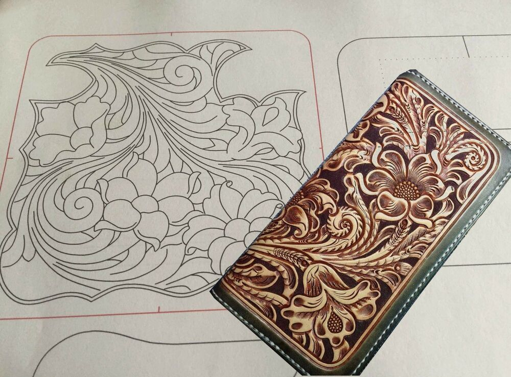 It's just a picture of Légend Drawing On Leather