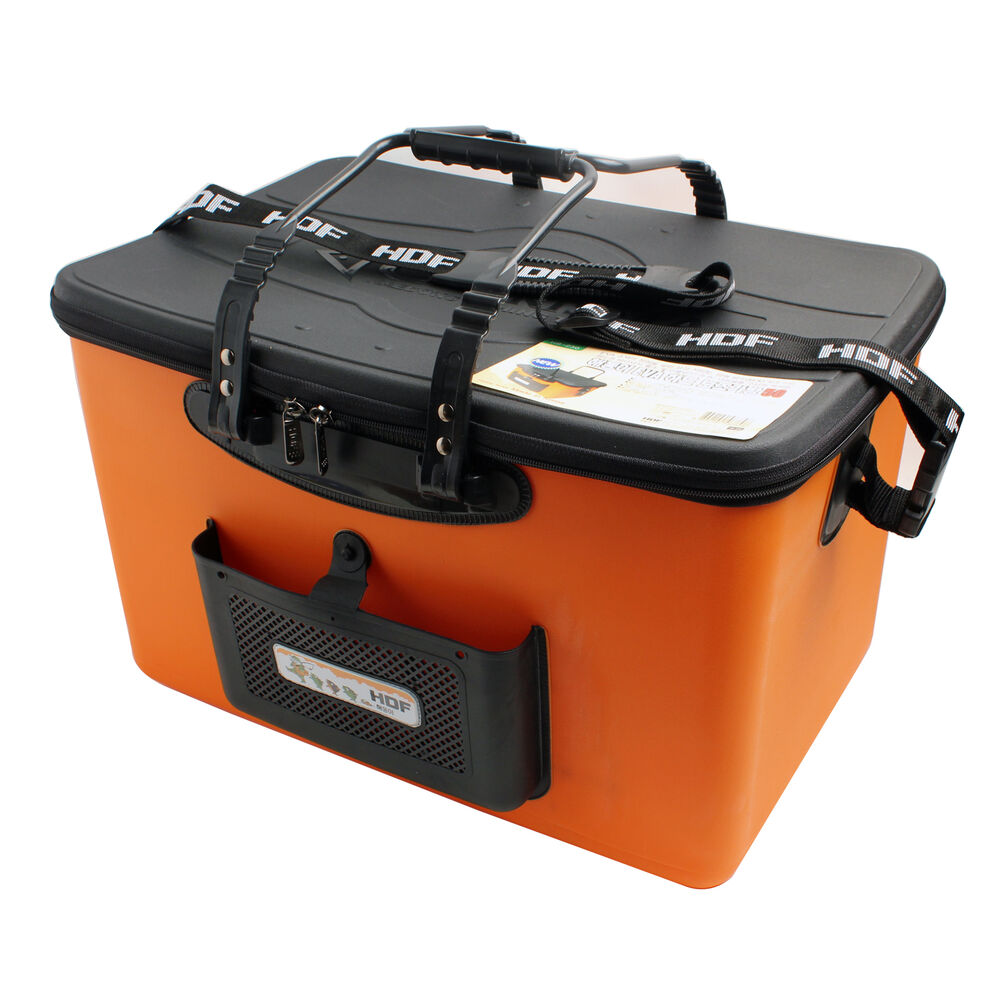 Hdf hb liter fishing tackle box live fish