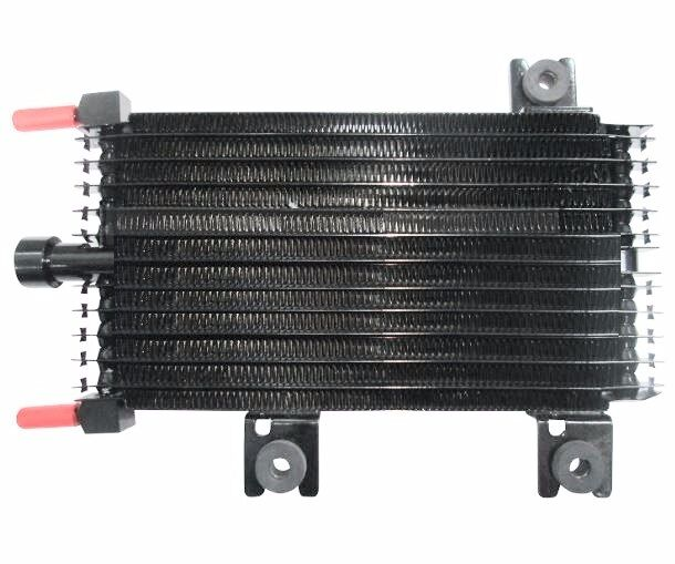 Transmission Oil Coolers And Cooler : New external transmission oil cooler for