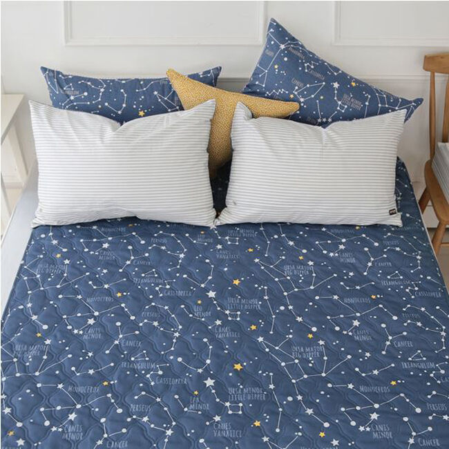 Buybeam Electric Blanket Bedding Bed Pad Stars
