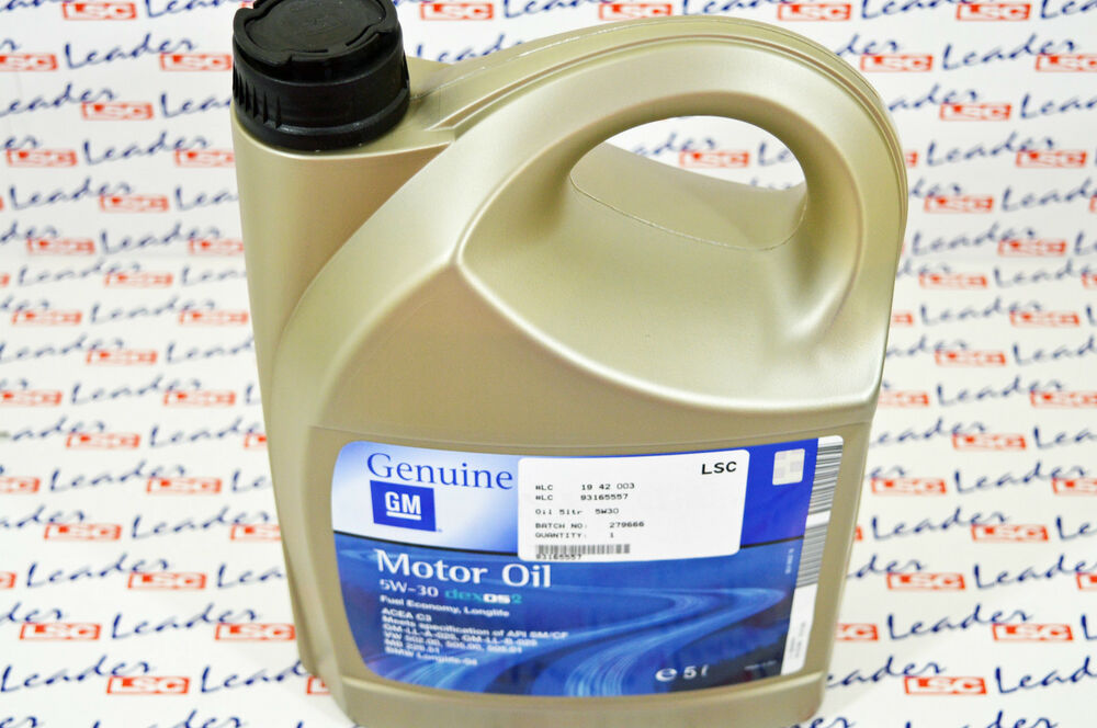 Genuine vauxhall 5w 30 dexos 2 fully synthetic engine oil for Dexos synthetic motor oil