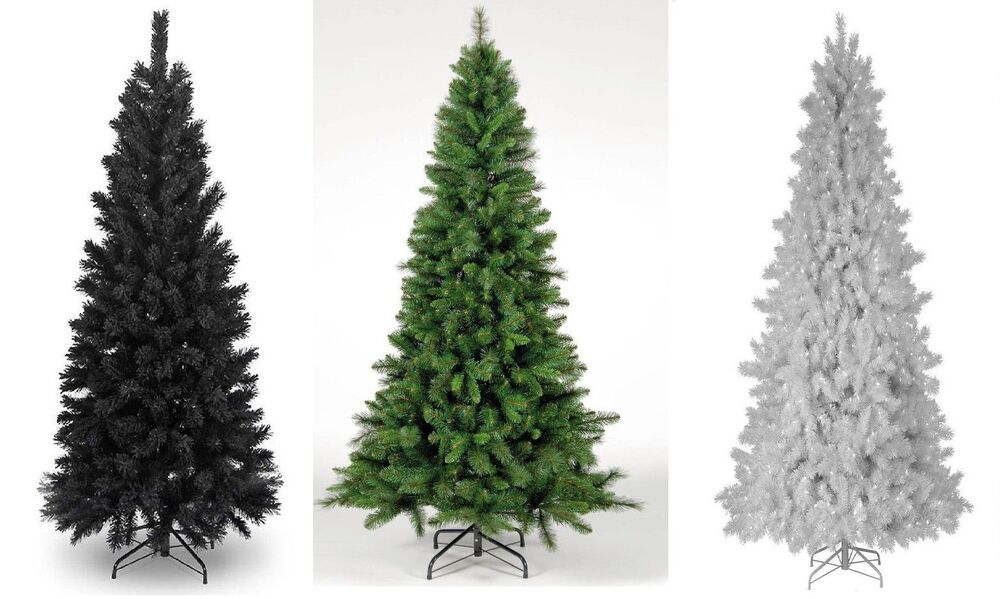 5ft/6ft/7ft Large Colorado Pine Tree Artificial Christmas