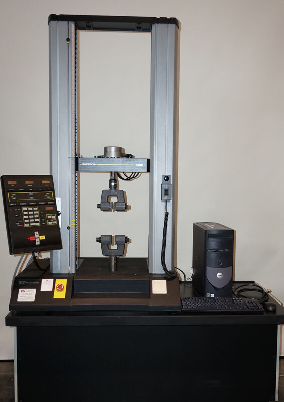 forney compression testing machine