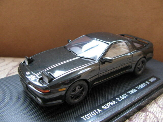 1 43 toyota supra 2 5gt twin turbo r 1990 diecast ebay. Black Bedroom Furniture Sets. Home Design Ideas