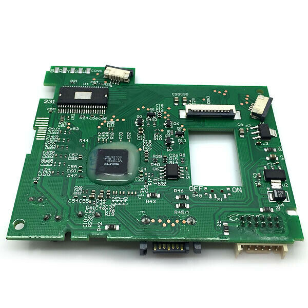 xbox 360 usb wiring diagram liteon pcb drive board 9504 unlocked repair part for ...