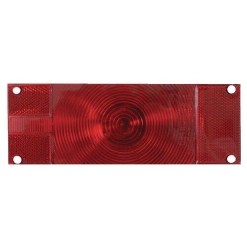Trailer Tail Light Lens : Optronics a rbp boat utility trailer replacement red tail