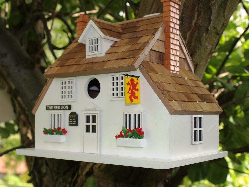 Pub Bird House A Quirky Large Garden Bird House Ebay
