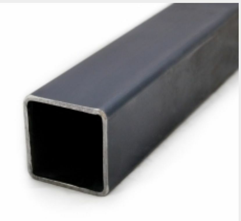 Mild steel square box hollow section tube to mm