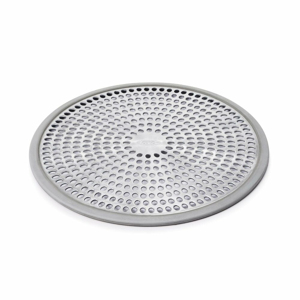 OXO Good Grips Shower Stall Drain Protector Cover Hair Catcher ...