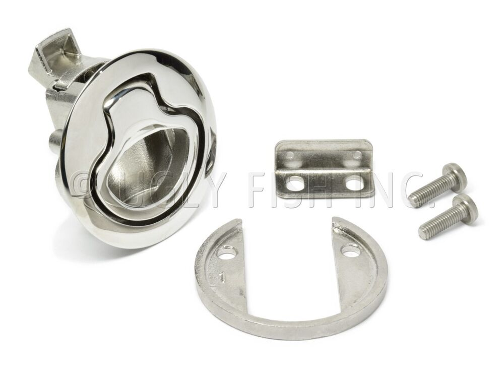 Oem Southco M1 63 8 Stainless 2 Quot Flush Slam Latch 1 4