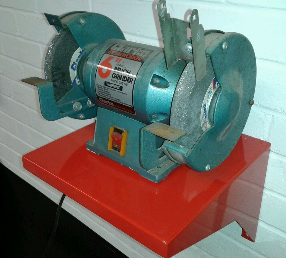 Bench Grinder Shelf Stand Ebay