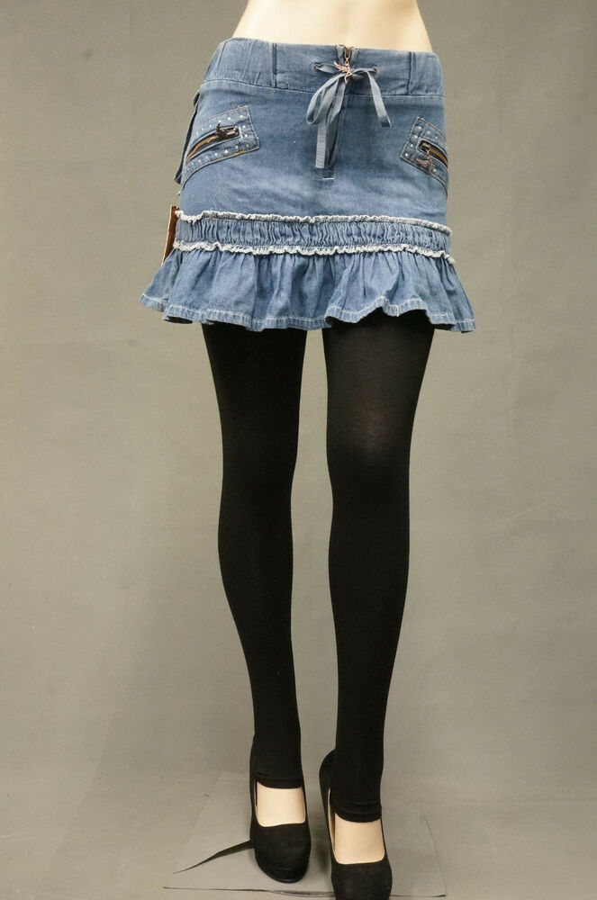 Model Popular Distressed Denim SkirtBuy Cheap Distressed Denim Skirt Lots