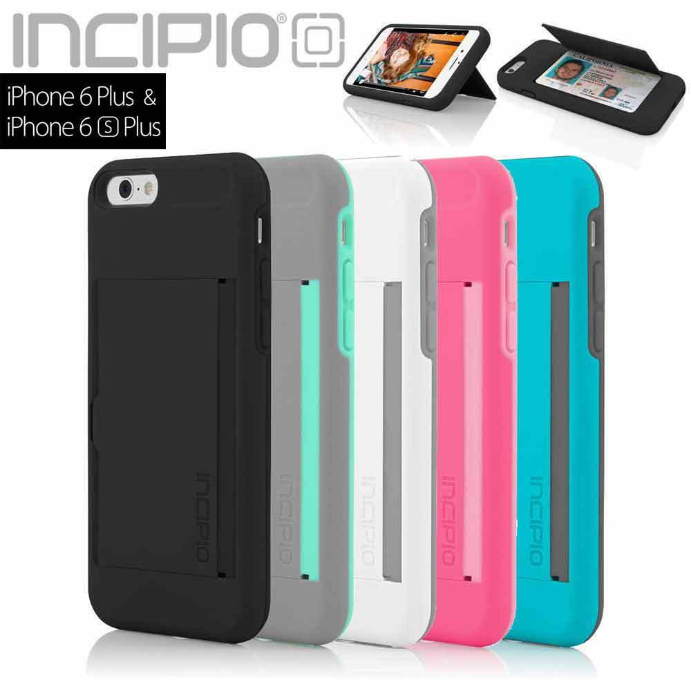 incipio iphone 5 case incipio iphone 6s plus 6 plus 5 5 stowaway credit 14340