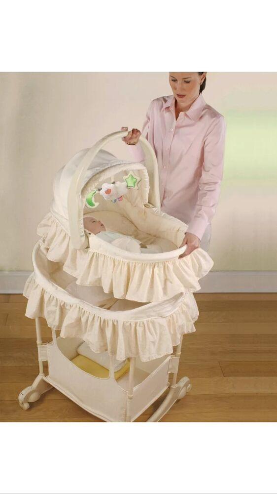 The First Years Carry Me Near 5 In One Baby Bassinet Local
