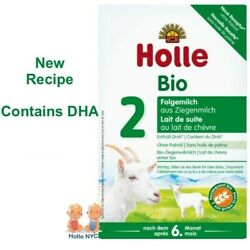 Holle Goat Milk Stage 2 Organic Formula with DHA 400g Free Shipping