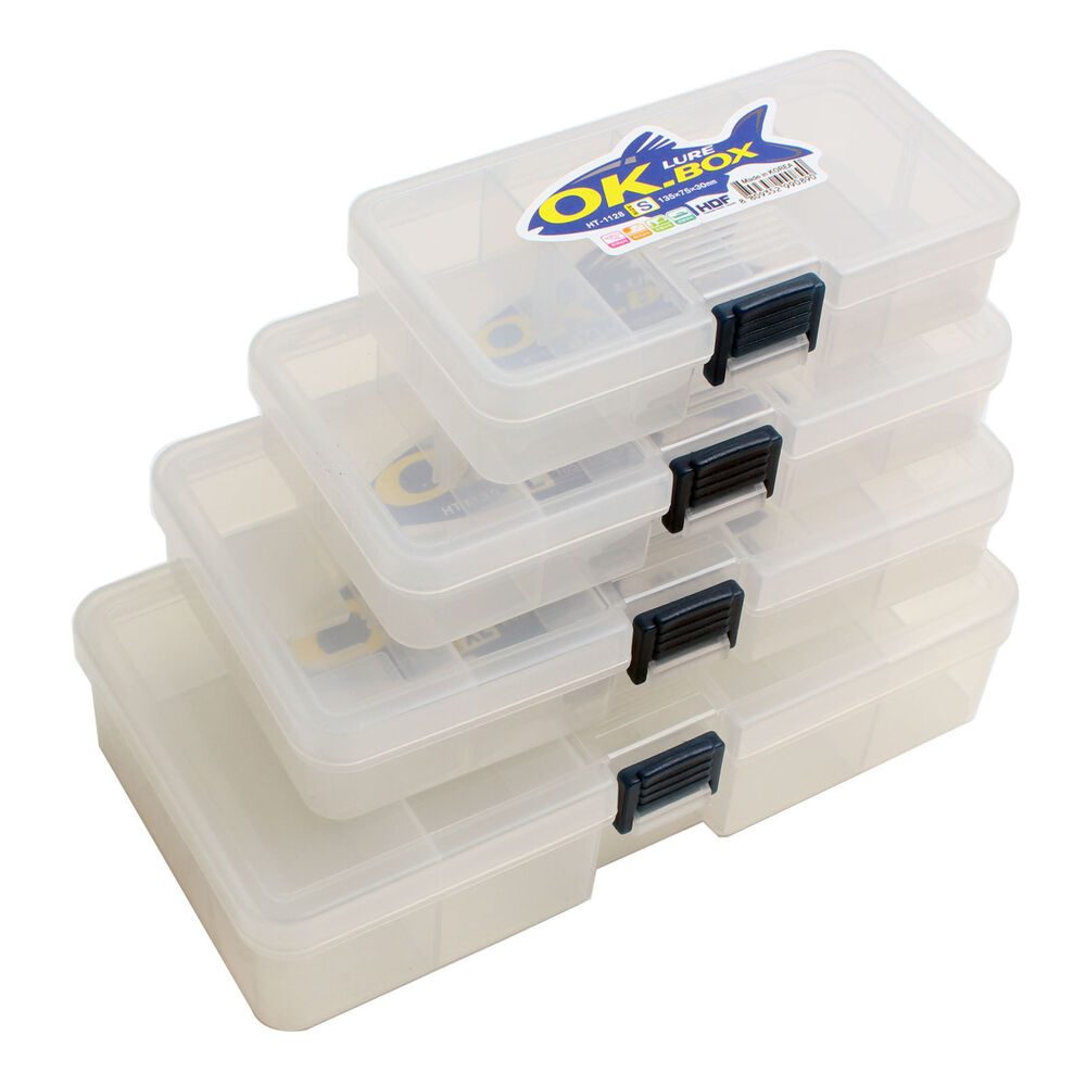 Hdf fishing tackle boxes box storage box for fishing for Fishing hook storage