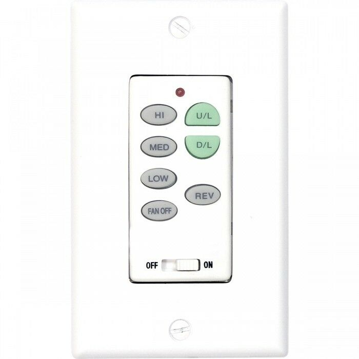 Ceiling Fan Remote Wall Control Uc 9051t Ebay