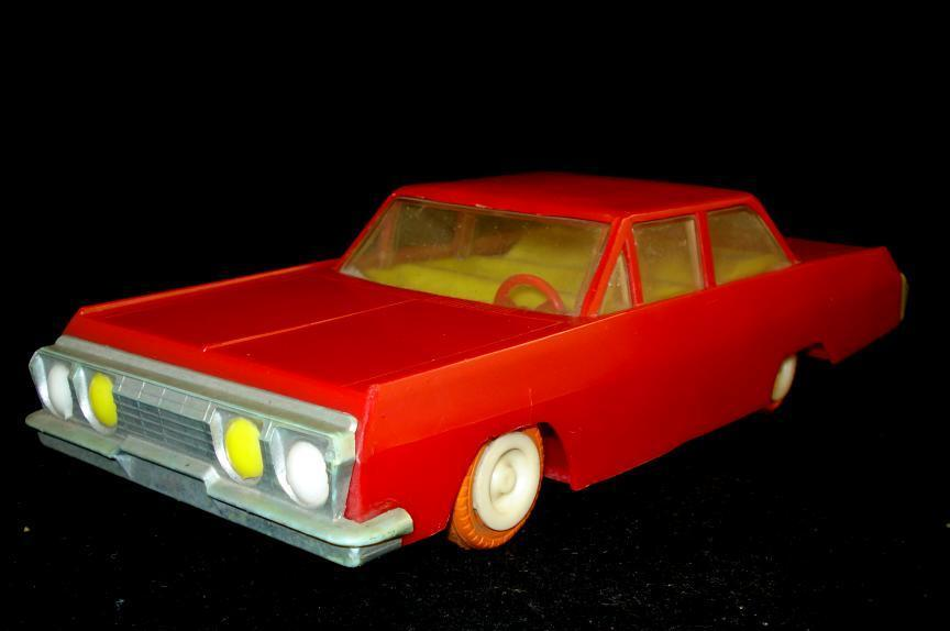 Old Chevy Cars >> VINTAGE CHEVROLET PLASTIC CAR TOY FRICTION,EAST EUROPE ...