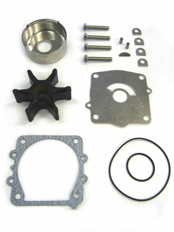 Yamaha Hp Outboard Impeller