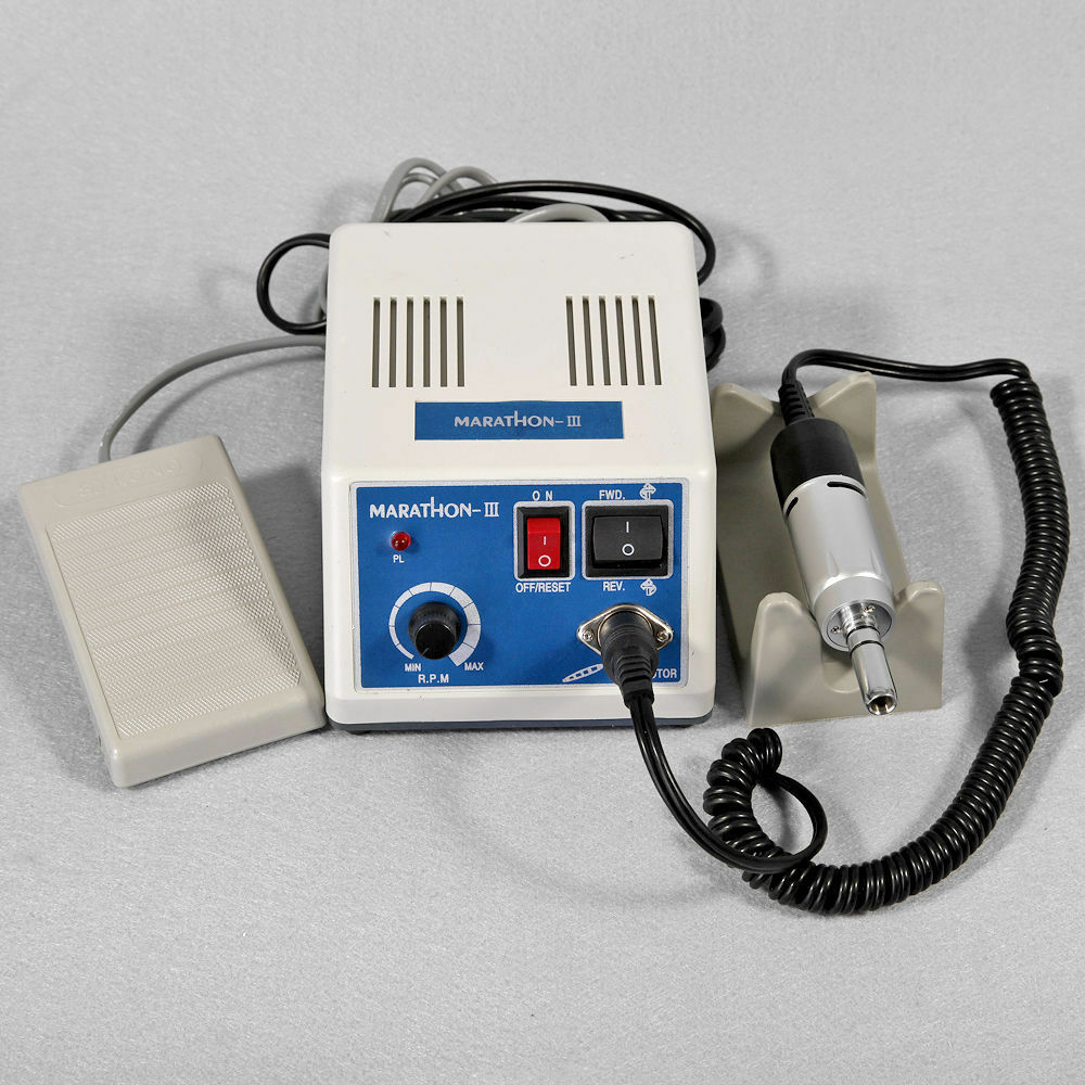 Dental Lab Marathon Micromotor 35k Rpm Electric Motor Ebay
