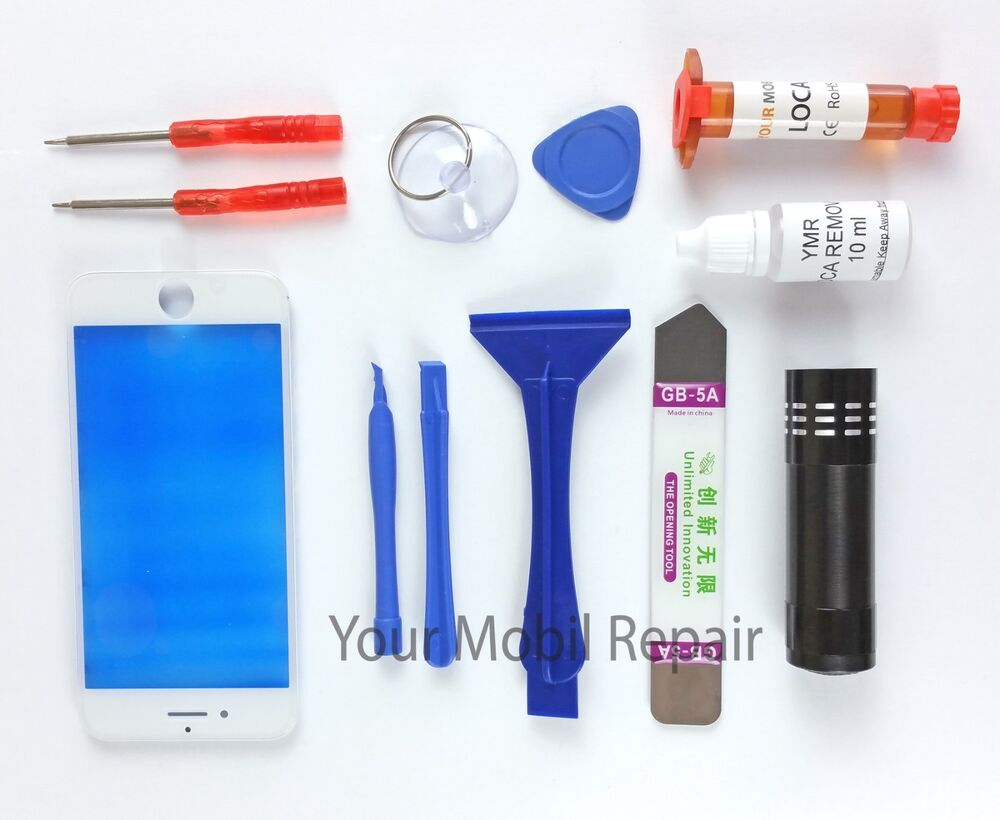 iphone repair kit iphone 6 genuine front glass screen replacement repair kit 12204