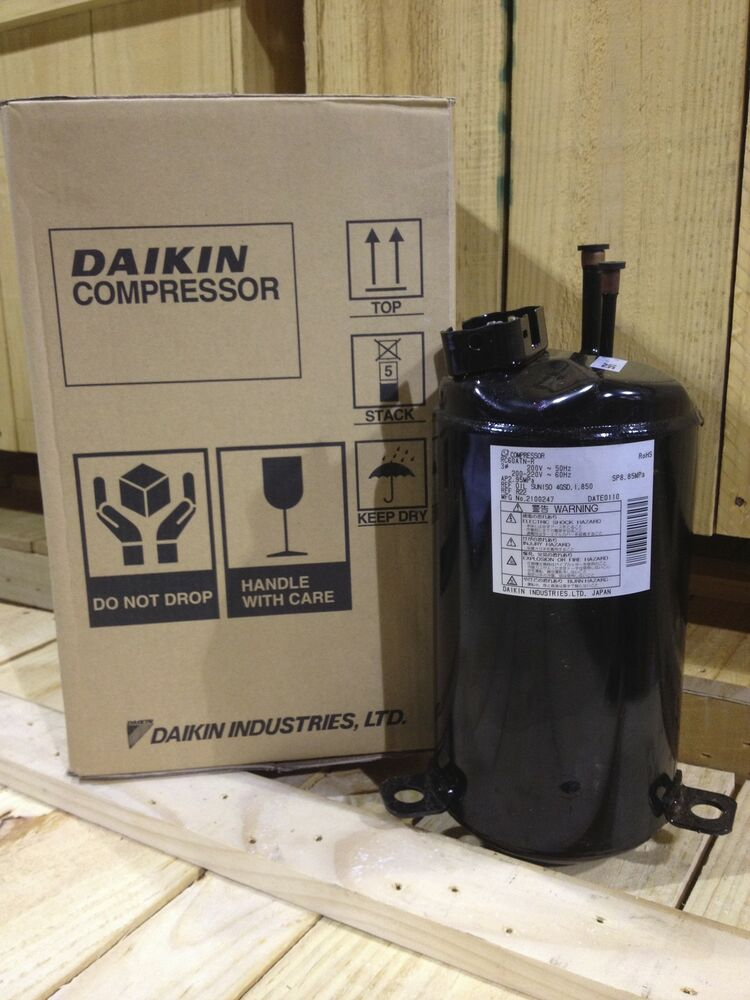 daikin oil cooling unit manual