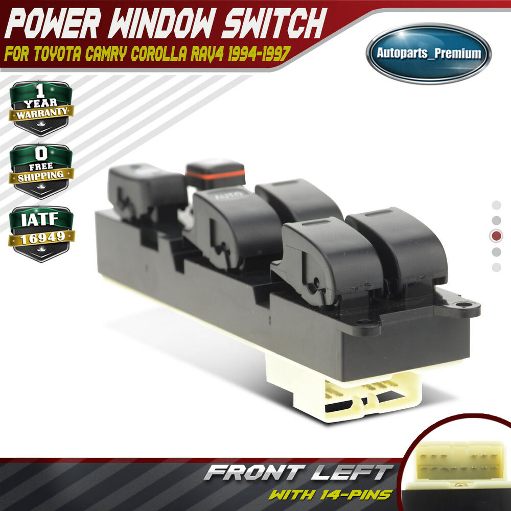 Master power window switch for camry 94 96 rav4 for Window master