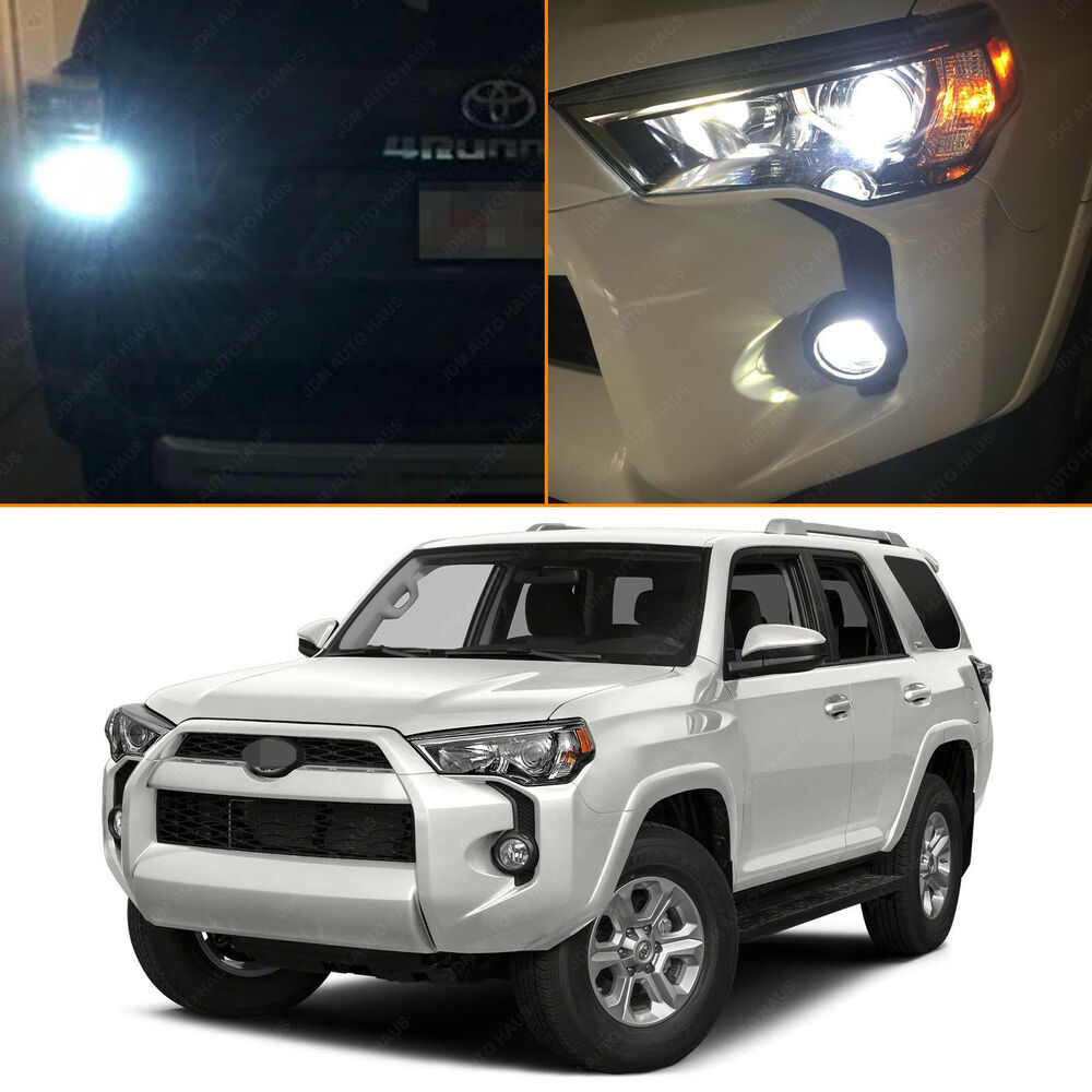 22x White Led Interior Exterior Light Package Kit Fit 2015 2016 Toyota 4runner Ebay