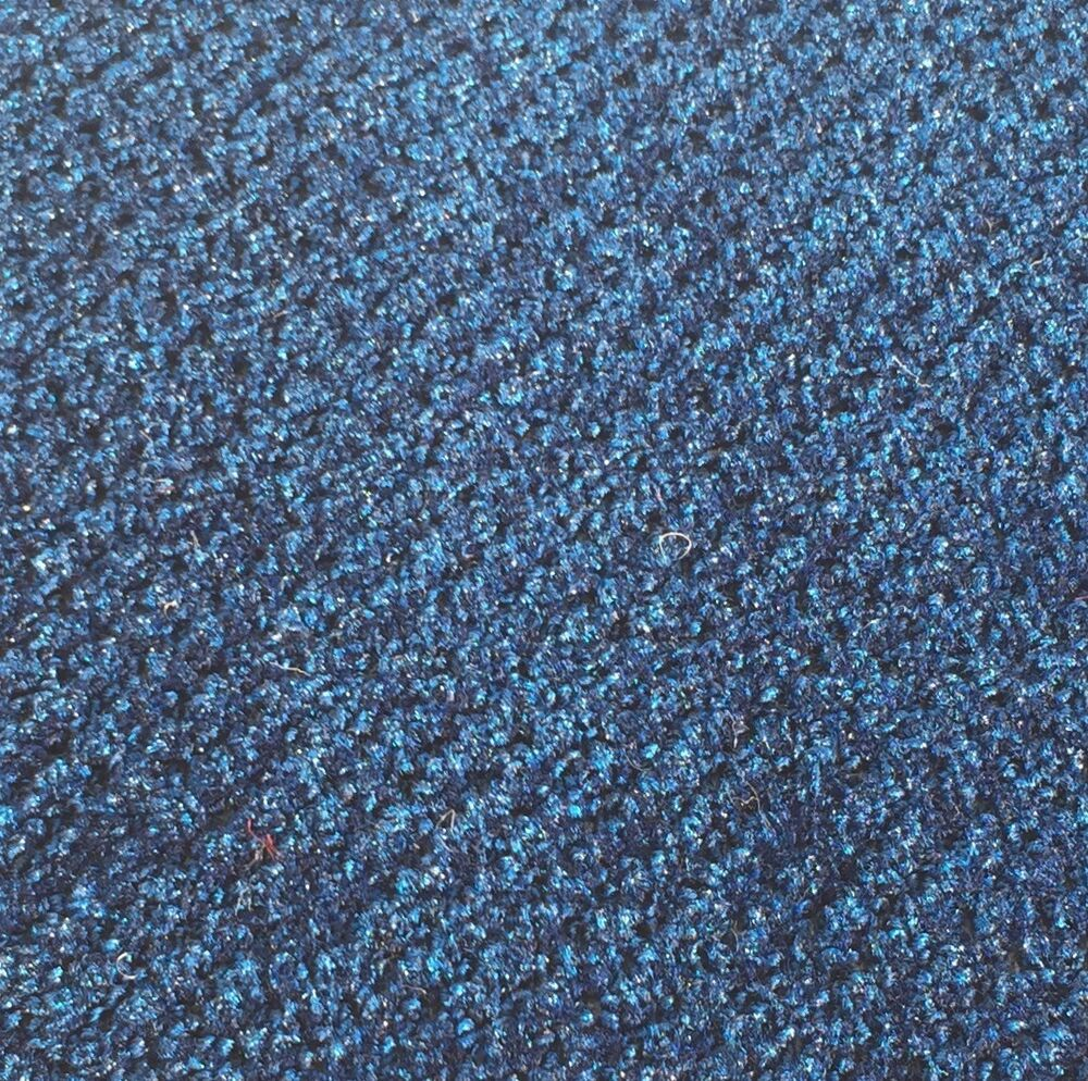 18 Oz Navy Textured Cut Pile Loop Marine Boat Carpet