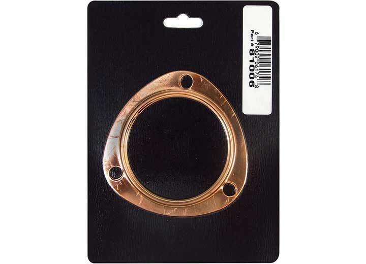Big end performance copper header collector gaskets inch