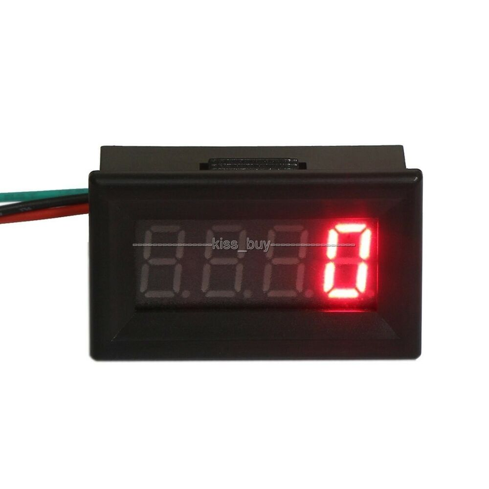 Digital led engine motor tachometer rpm speed measure for Tachometer for electric motor