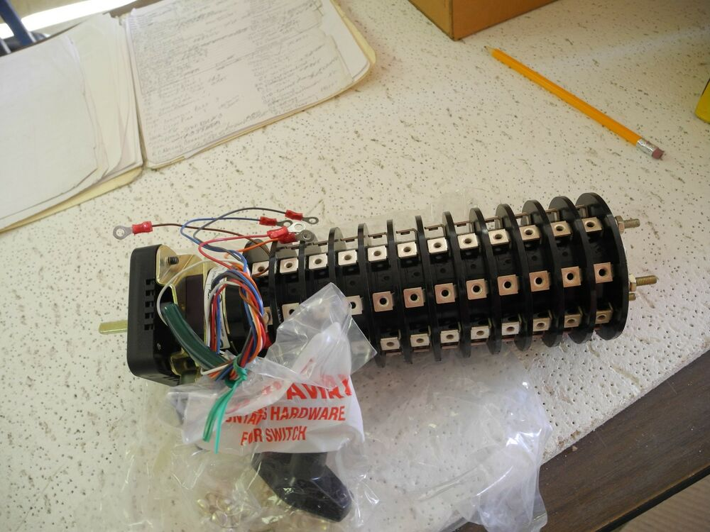 Electroswitch Series 24 Lor Relay 78pb10d New Ebay