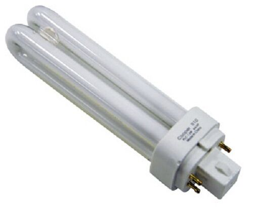 Cooper Lighting Plc13w 13w White 4 Pin Replacement Compact