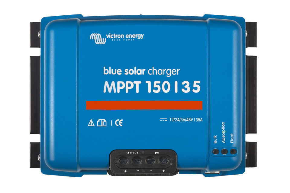 Victron Bluesolar Mppt 150 35 Solar Charge Controller