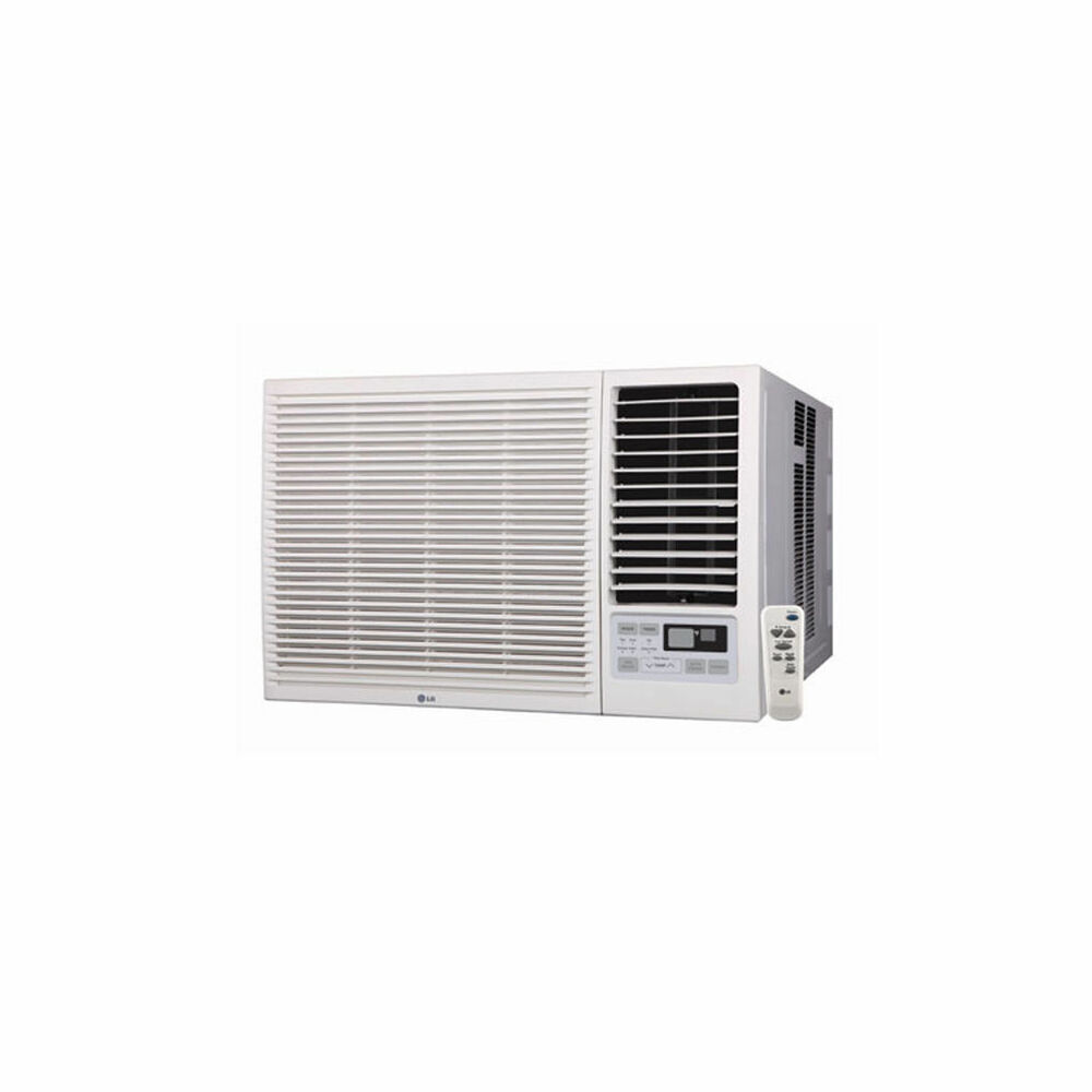 lg 12 000 btu window air conditioner with cool heat