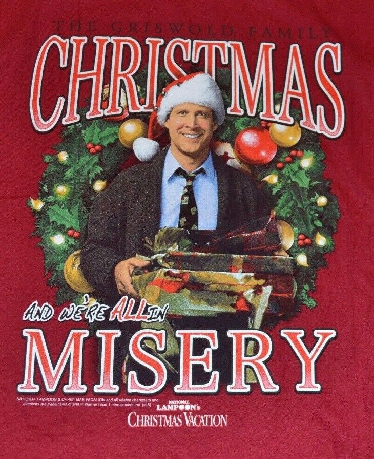National Lampoon Christmas Vacation Christmas Cards