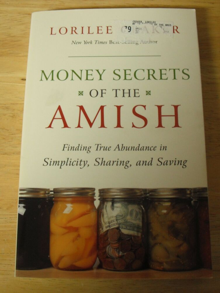 The amish secrets to finances essay