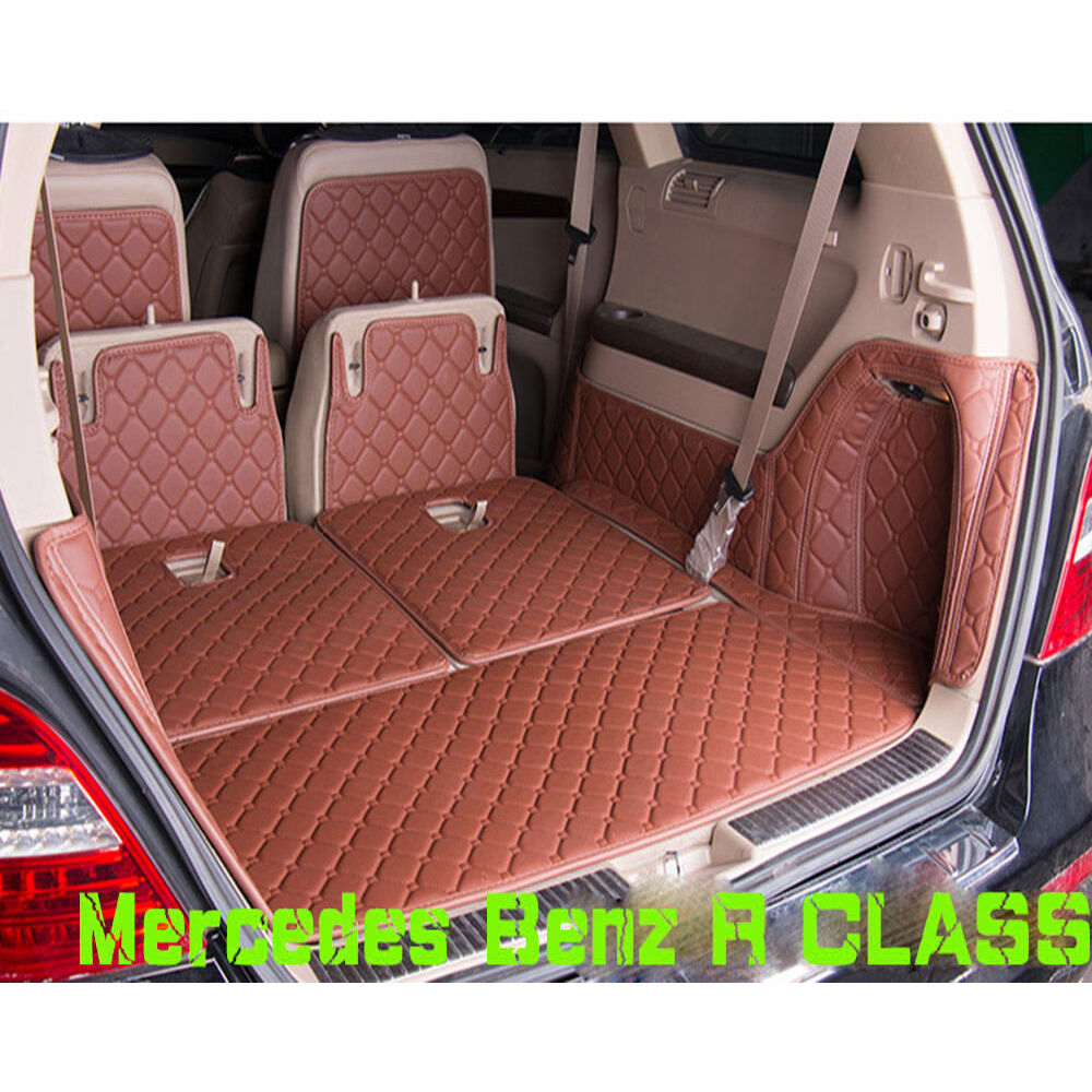 Bmw Car Mats Ebay >> Trunk Mat Cargo Liner Auto Mats Waterproof For Mercedes-Benz R Class 2001-2009 | eBay