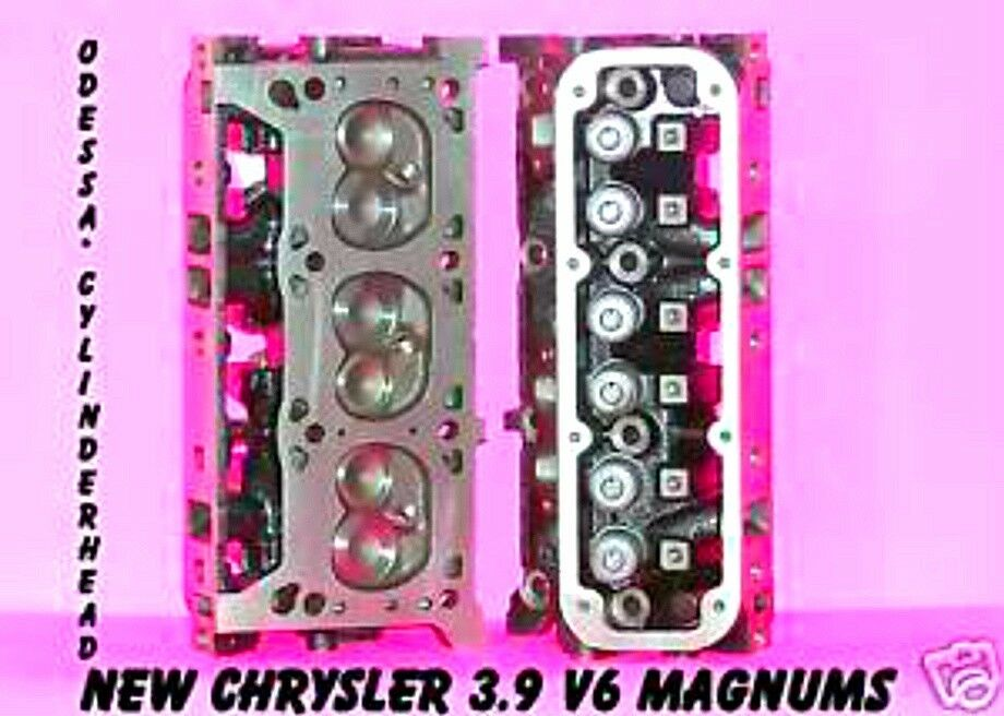 fits chrysler dodge dakota ram  magnum  cylinder heads    core ebay