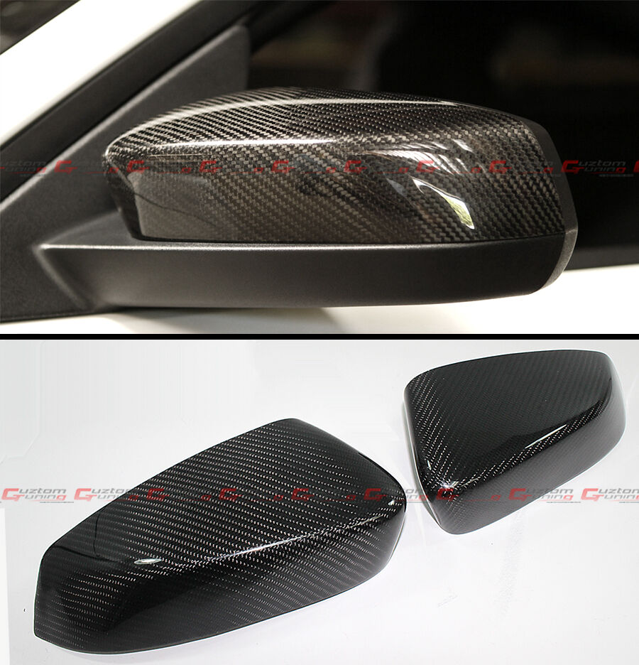 For 2010 2014 Ford Mustang Gt Direct Add On Carbon Fiber