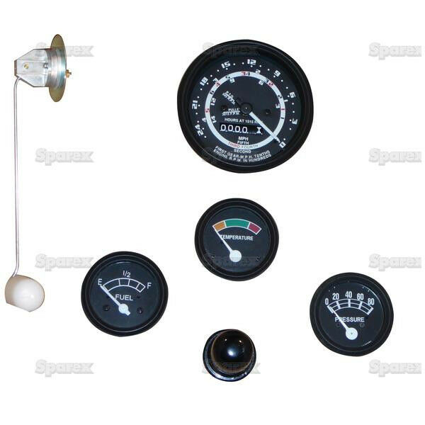 Ford Tractor Fuel Gauge : New ford tractor instrument gauge kit fits ebay